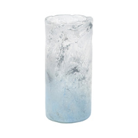 Hamptons Flete Glass Vase - Large (LVFTCL)