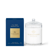 Glasshouse I'll Take Manhattan 380g Candle