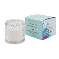Mrs Darcy Turquoise Large Candle (350g)
